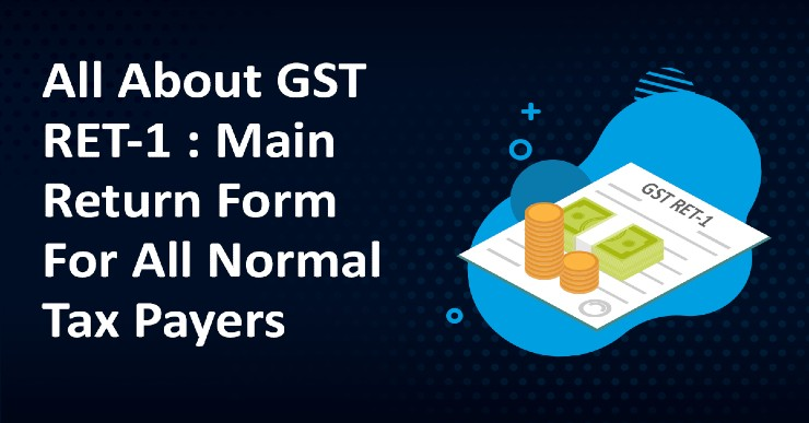 What is Form GST RET-01