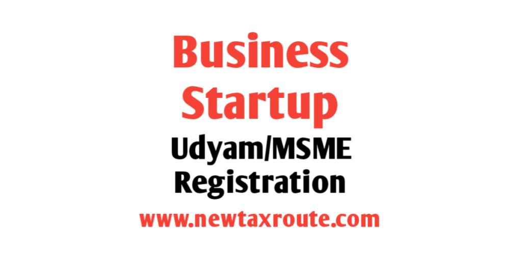 Udyam Registration Services