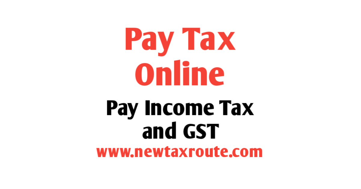 Pay Tax Online