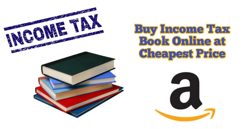 Income Tax Books Online