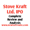 Stove Kraft Ltd. IPO Review and Analysis