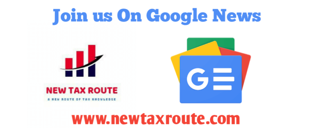 New Tax Route Google News