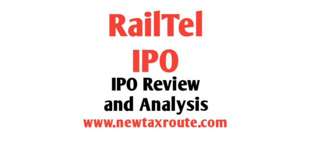 Railtel Corporation of India Limited IPO Review