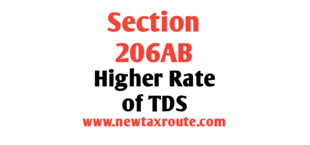 Section 206AB of the Income Tax Act 1961