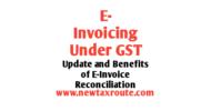 e-Invoice Generation 2021