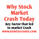 Why Stock Market Crash Today