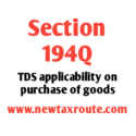 Section 194Q of the Income Tax Act