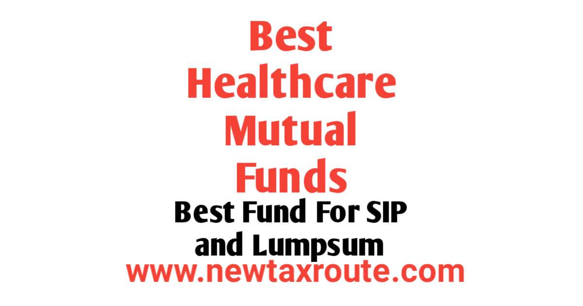 Best Health Care Mutual Funds in India