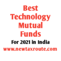 Best Technology Mutual Funds To Invest in India 2021