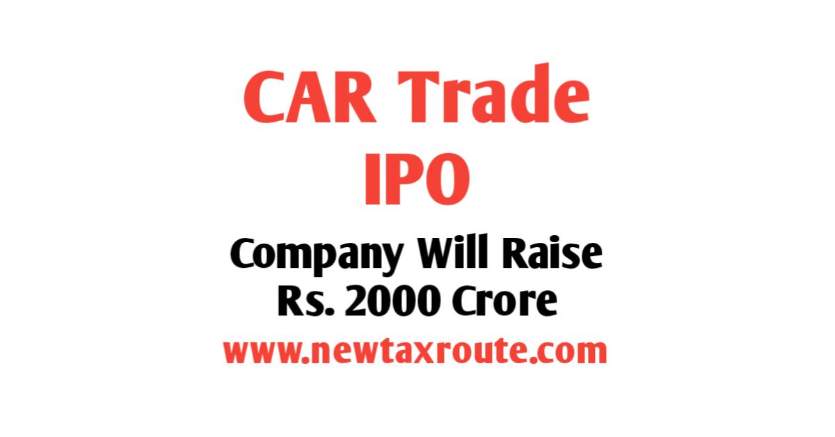 CAR Trade IPO